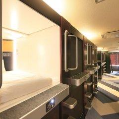 Отель Capsule and Sauna Oriental Япония, Токио - отзывы, цены и фото номеров - забронировать отель Capsule and Sauna Oriental онлайн фото 5