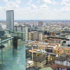 Отель Hemeras Boutique House Penthouse Solaria Италия, Милан - отзывы, цены и фото номеров - забронировать отель Hemeras Boutique House Penthouse Solaria онлайн балкон