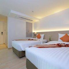 Отель Le D'Tel Bangkok Бангкок комната для гостей фото 5