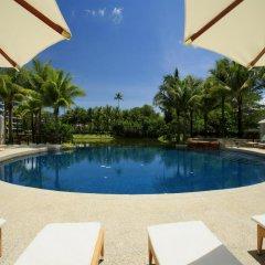 Отель Splash Beach Resort by Langham Hospitality Group бассейн фото 2