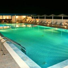 Отель Blue Bay Villas Греция, Остров Санторини - отзывы, цены и фото номеров - забронировать отель Blue Bay Villas онлайн бассейн