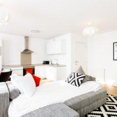 Отель Grand Central Apartments Бельгия, Брюссель - отзывы, цены и фото номеров - забронировать отель Grand Central Apartments онлайн комната для гостей