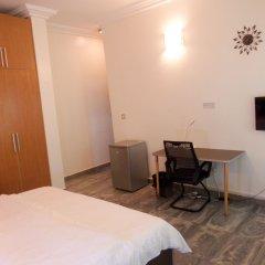 Nordic Residence Hotel Abuja удобства в номере