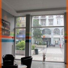 Отель Midi Business Lodge Бельгия, Брюссель - 1 отзыв об отеле, цены и фото номеров - забронировать отель Midi Business Lodge онлайн интерьер отеля