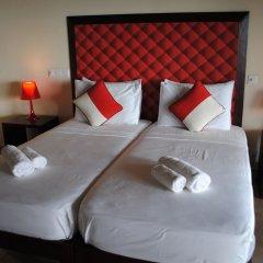 Отель Вилла Maresia Beach комната для гостей фото 4