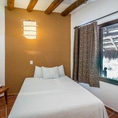 Отель Holbox Dream Beach Front Hotel by Xperience Hotels Мексика, Остров Ольбокс - отзывы, цены и фото номеров - забронировать отель Holbox Dream Beach Front Hotel by Xperience Hotels онлайн комната для гостей фото 5