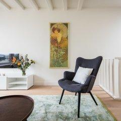 Отель Jordaan Harlem Apartments Нидерланды, Амстердам - отзывы, цены и фото номеров - забронировать отель Jordaan Harlem Apartments онлайн комната для гостей фото 4