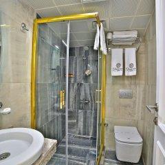 Glamour Hotel Турция, Стамбул - 4 отзыва об отеле, цены и фото номеров - забронировать отель Glamour Hotel онлайн ванная фото 2