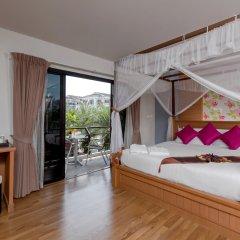 Bhukitta Hotel & Spa 4* Номер Делюкс с различными типами кроватей