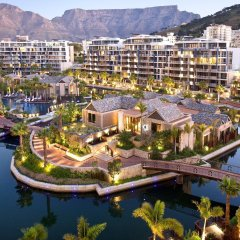 Отель One&Only Cape Town балкон