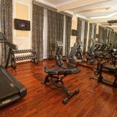 Ambasciatori Palace Hotel фитнесс-зал