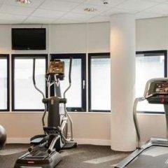 Отель Hampton by Hilton Amsterdam Airport Schiphol фитнесс-зал фото 4