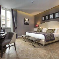 Hotel Spadai Флоренция комната для гостей фото 2