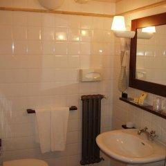 Отель San Claudio Корридония ванная