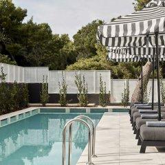 Отель Azur Boutique Афины бассейн фото 3