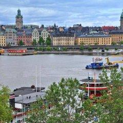 Отель Den Röda Båten Швеция, Стокгольм - отзывы, цены и фото номеров - забронировать отель Den Röda Båten онлайн балкон