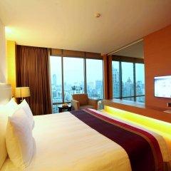 Отель Sivatel Bangkok Бангкок комната для гостей