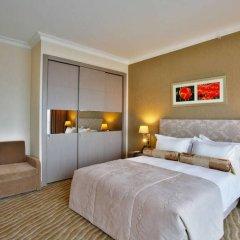 Silence Istanbul Hotel & Convention Center 5* Улучшенный номер с различными типами кроватей фото 6