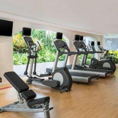 Отель Sheraton Samui Resort фитнесс-зал