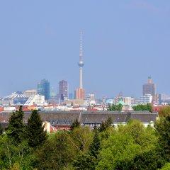 Enjoy Hostel Berlin City West Берлин балкон