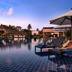 Отель JW Marriott Khao Lak Resort and Spa фитнесс-зал