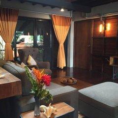 Отель Koh Tao Cabana Resort интерьер отеля