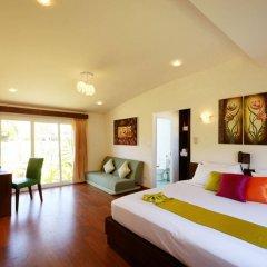 Отель Palm Paradise Resort комната для гостей
