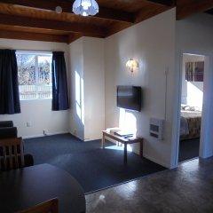 Отель Greymouth KIWI Holiday Parks & Motels комната для гостей фото 5