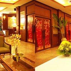 Отель Golden Beach Resort интерьер отеля
