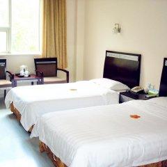 Отель Shanghai City Central International Hostel Китай, Шанхай - отзывы, цены и фото номеров - забронировать отель Shanghai City Central International Hostel онлайн комната для гостей фото 4
