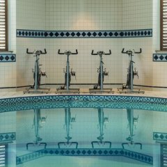 Отель Le Royal Meridien Abu Dhabi бассейн фото 3
