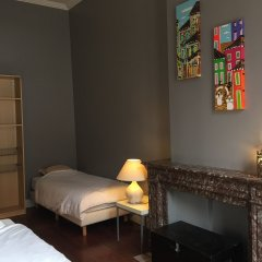 Отель The Captaincy Guesthouse Brussels удобства в номере