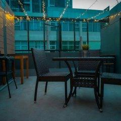 Отель Din Space Bangkok питание фото 2
