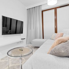 Апартаменты Wilanow Lovely Apartment комната для гостей фото 5