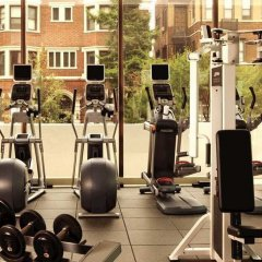 Отель Washington Hilton фитнесс-зал фото 2