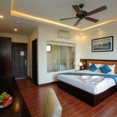 Pearl River Hoi An Hotel & Spa комната для гостей фото 3