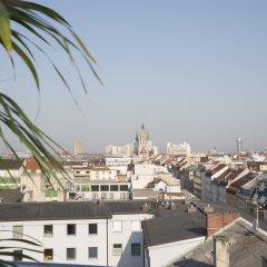 Отель City Aparthotel München Германия, Мюнхен - 2 отзыва об отеле, цены и фото номеров - забронировать отель City Aparthotel München онлайн приотельная территория