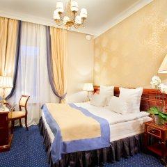 Бутик-Отель Золотой Треугольник 4* Стандартный номер с 2 отдельными кроватями фото 2