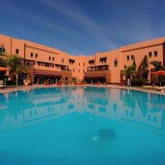 ibis Marrakech Palmeraie Hotel бассейн фото 3