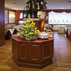 Rege Hotel Сан-Донато-Миланезе питание фото 3