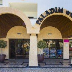 Отель Aparthotel Paladim Португалия, Албуфейра - отзывы, цены и фото номеров - забронировать отель Aparthotel Paladim онлайн вид на фасад