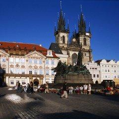 Отель Ibis Wenceslas Square Прага
