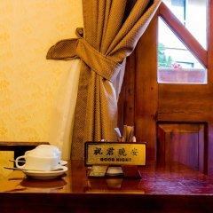 Отель Legend Hotel Вьетнам, Шапа - отзывы, цены и фото номеров - забронировать отель Legend Hotel онлайн сейф в номере
