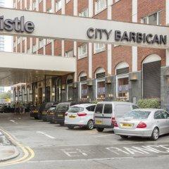 Отель Thistle Barbican Shoreditch парковка