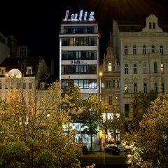 Отель EA Hotel Juliš Чехия, Прага - - забронировать отель EA Hotel Juliš, цены и фото номеров вид на фасад