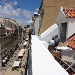 Апартаменты Olivier балкон