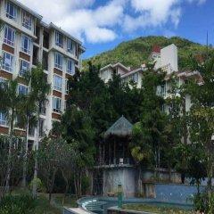 Апартаменты Sanya Jiji Island Holiday Apartment спортивное сооружение