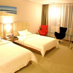 Отель Orient Sunseed Hotel Китай, Шэньчжэнь - отзывы, цены и фото номеров - забронировать отель Orient Sunseed Hotel онлайн комната для гостей