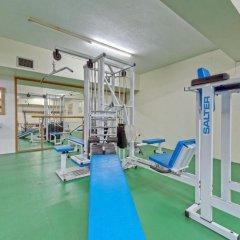 Possidi Holidays Resort & Suite Hotel фитнесс-зал
