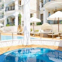 Отель Apartcomplex Harmony Suites 10 Болгария, Свети Влас - отзывы, цены и фото номеров - забронировать отель Apartcomplex Harmony Suites 10 онлайн фото 16